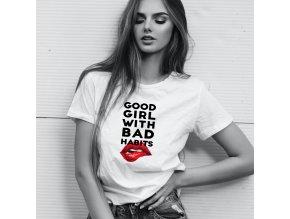 GOOD GIRL, BAD HABBITS, BODY WHITE