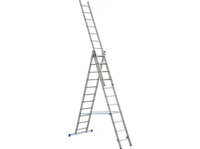 VHR PROFI - trojdielny - 3x13 priečok