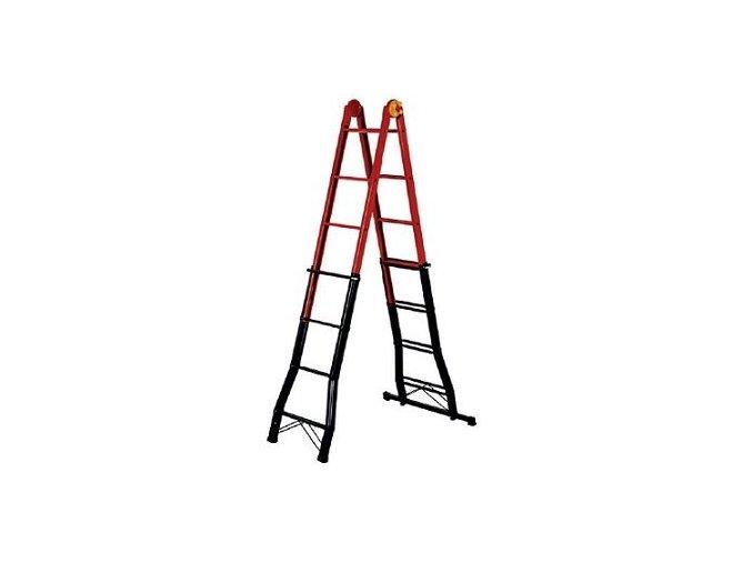 BFS - viacúčelový oceľový rebrík - BFS 44
