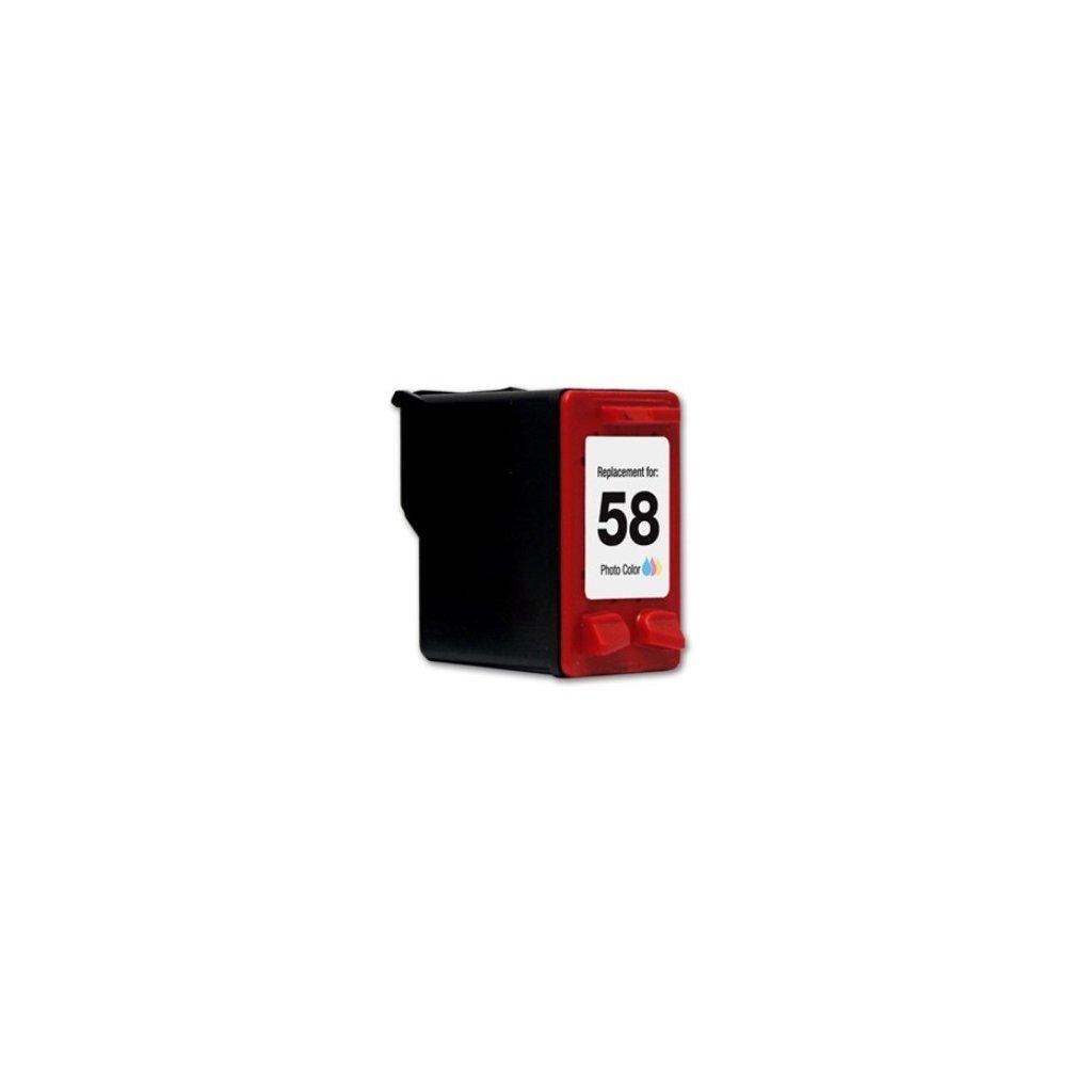 HP 58 color kompatibil C6658AE  C6658AE