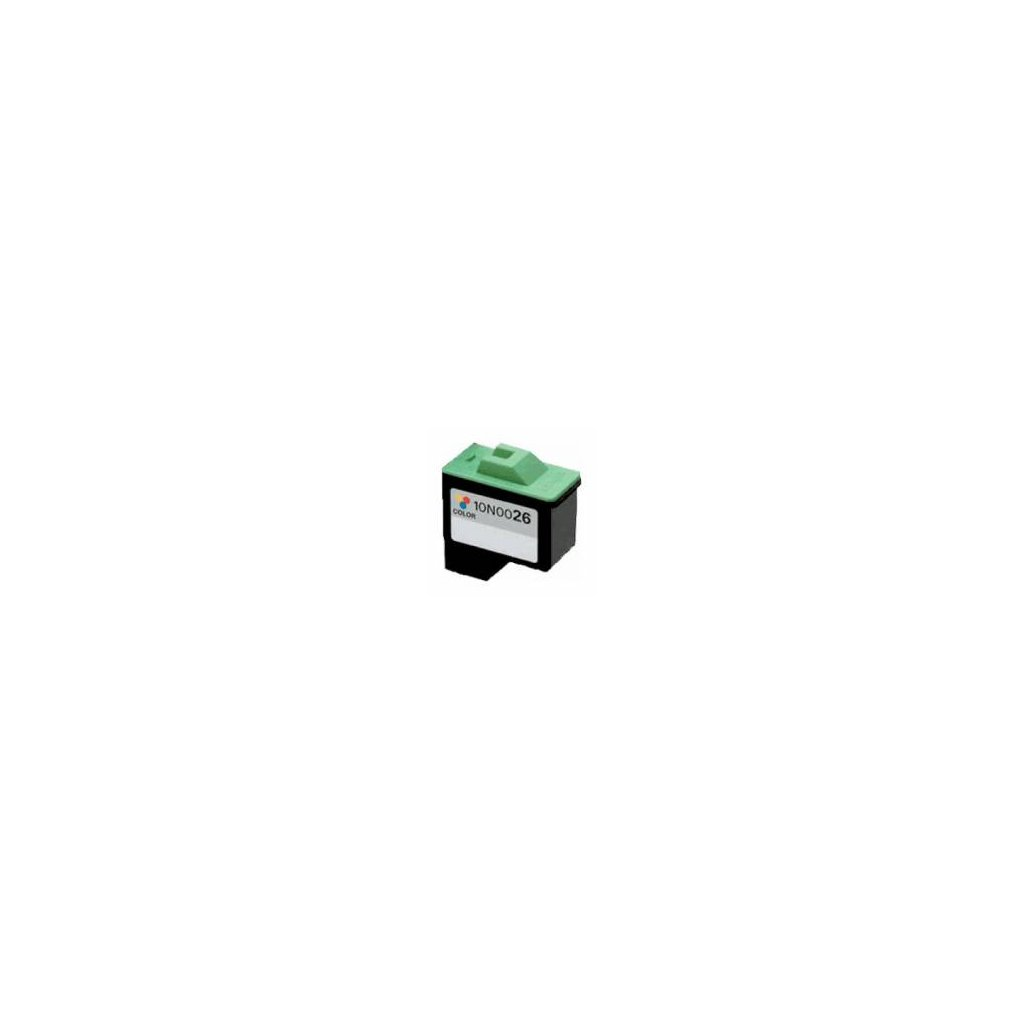 lexmark 10n0026 10n0227 no 26 no 27 color