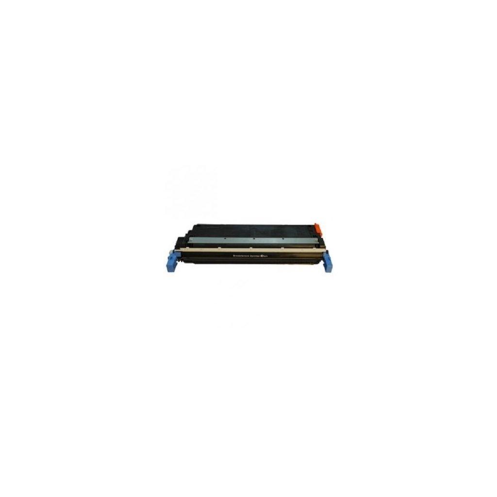 Toner HP C9730A black, kompatibil  C9730A