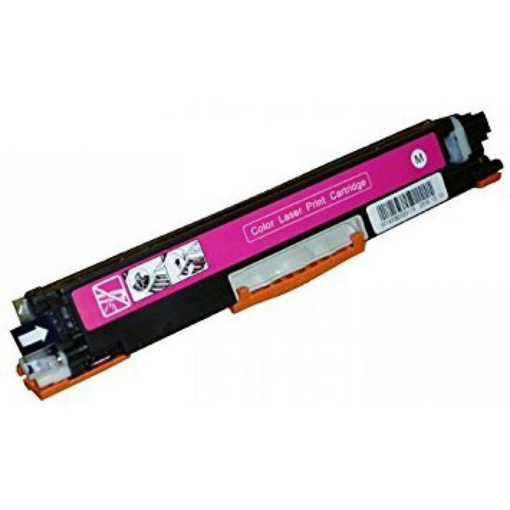 Toner dimpression compatible CE 313 A pour HP