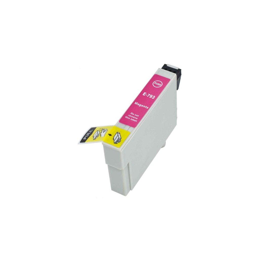 Epson T0793 magenta kompatibil  T079-3