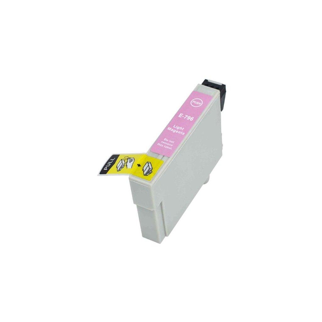 Epson T0796 light magenta kompatibil  T079-6