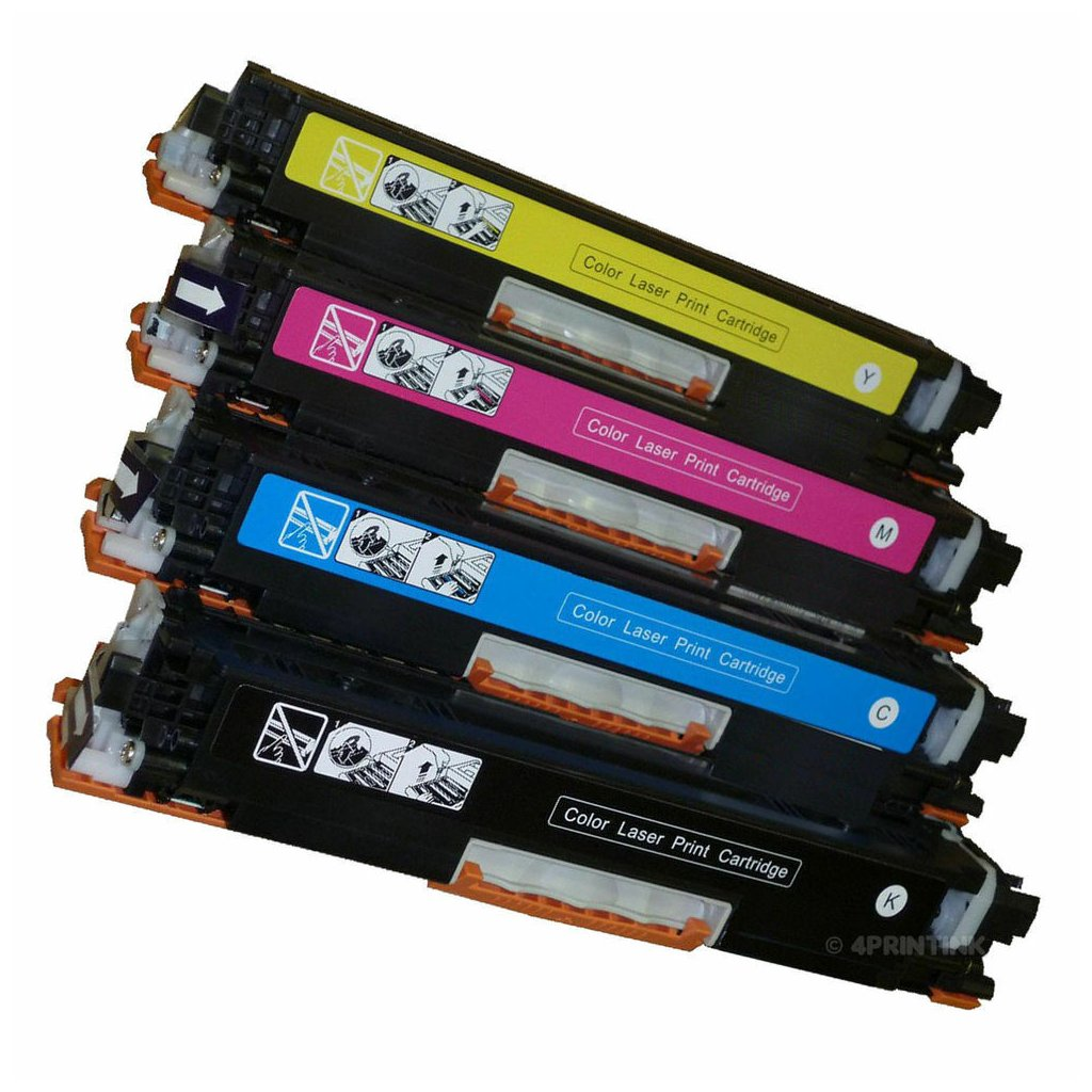Toner Cartridge FOR Hp 126a CE310A CE311A CE312A