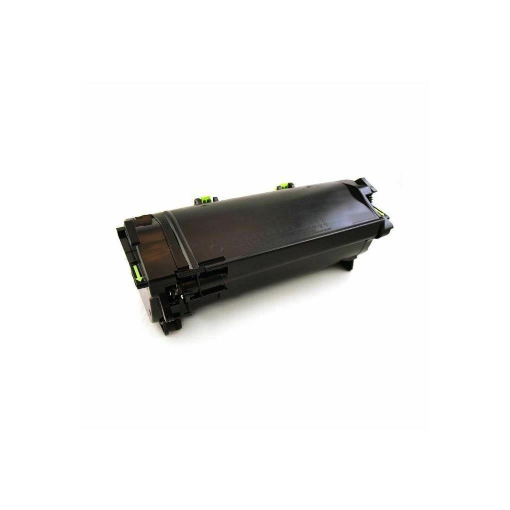 1 x Black Toner Cartridge Compatible Lexmark MS710 57