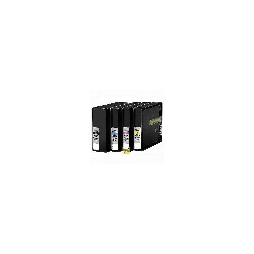 PGI2500M Magenta XL 20ML Cartuccia Inkjet Compatibile Canon