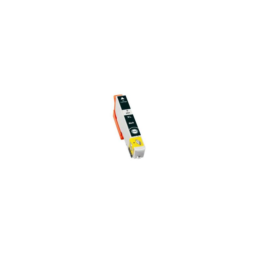 Epson T2431 24XL black kompatibil  T2431