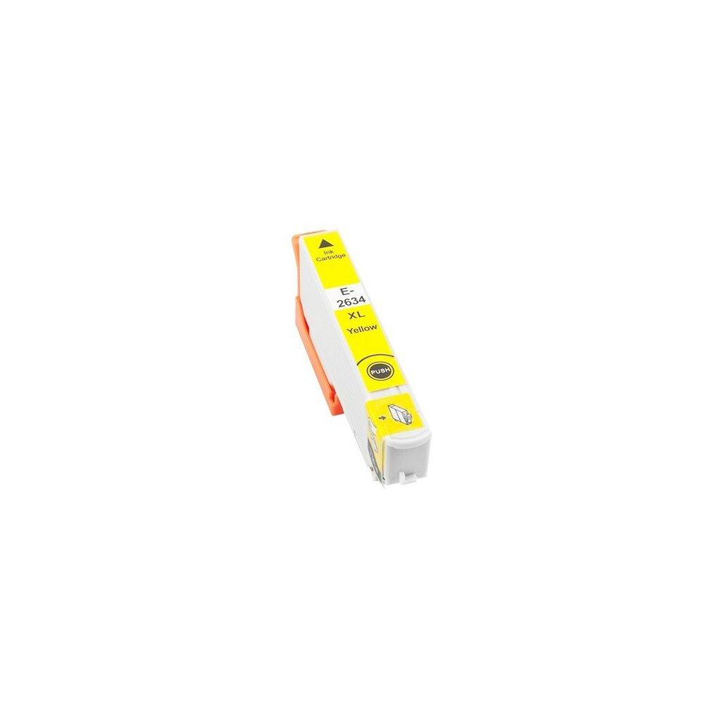 Epson T2634 26XL yellow kompatibil  T2634
