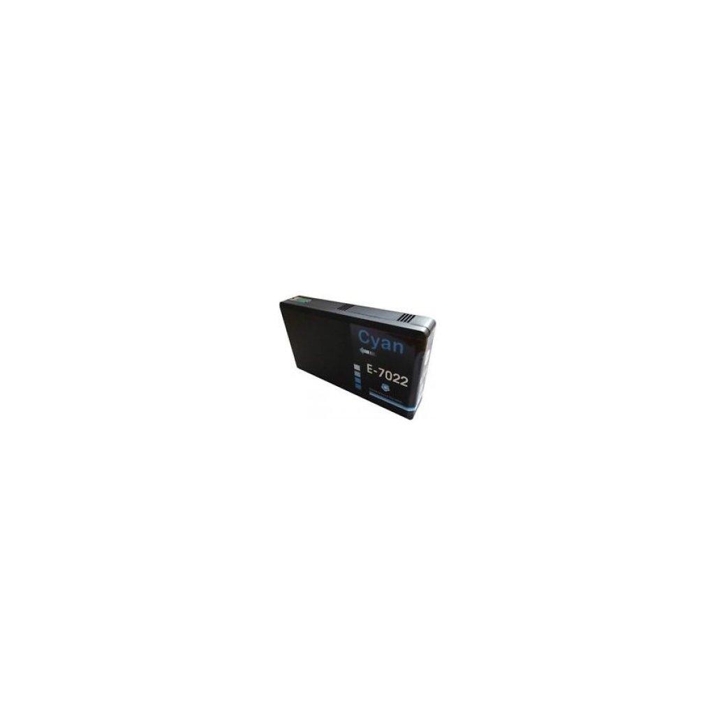 Epson T7022 XL cyan kompatibil  T7022