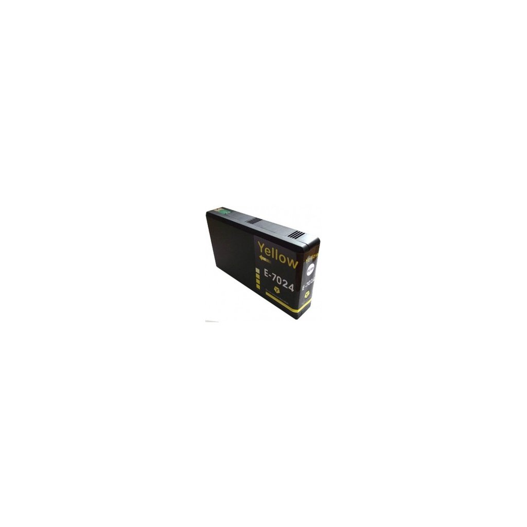Epson T7024 XL yellow kompatibil  T7024