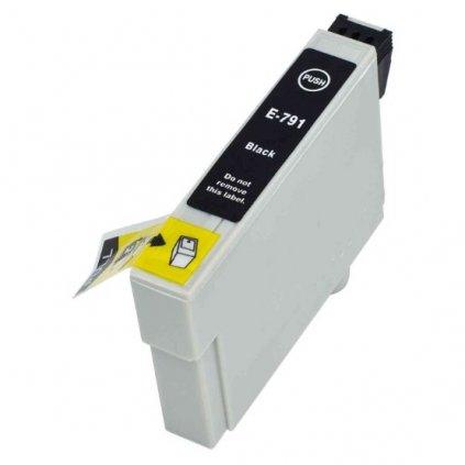 Epson T0791 black kompatibil  T079-1