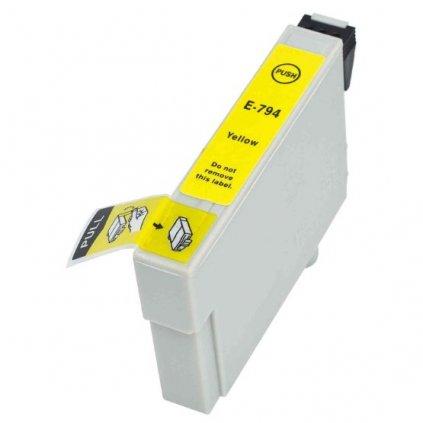 Epson T0794 yellow kompatibil  T079-4