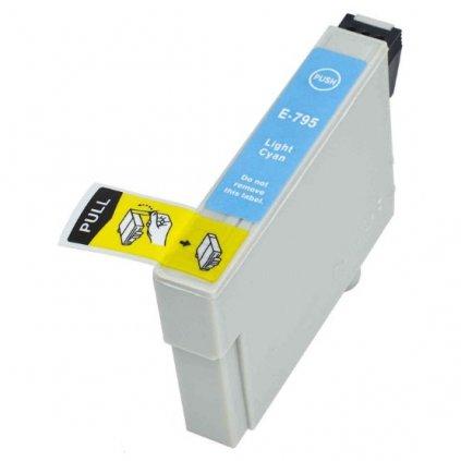 Epson T0795 light cyan kompatibil  T079-5