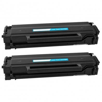 2 Toner per Samsung MLT D111 Xpress M2020 M2070