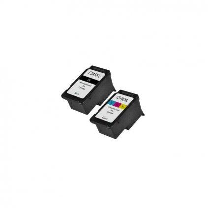 Cr Pg545Cl546 Remanufactured Canon Pg 545Xl Cl 546Xl Apck Bk Tri Compatible Cart