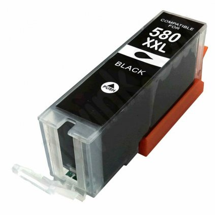 Black PGI 580 Canon NonOEM Ink Cartridge for Pixma