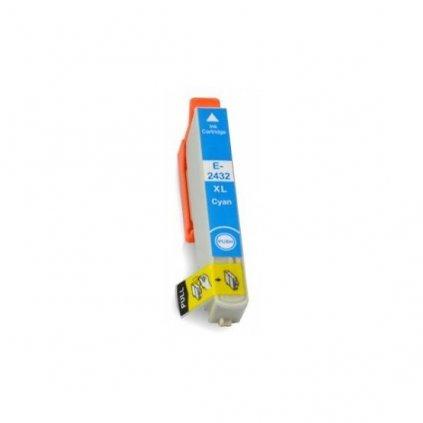 Epson T2432 24XL cyan kompatibil  T2432