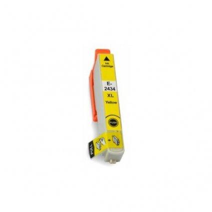 Epson T2434 24XL yellow kompatibil  T2434