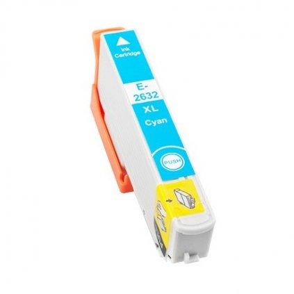 Epson T2632 26XL cyan kompatibil  T2632
