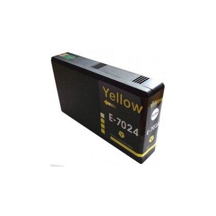 Epson T7024 XL yellow kompatibil  T7024