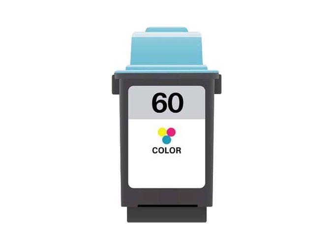 Lexmark 60 color kompatibil 017G0060E  017G0060E