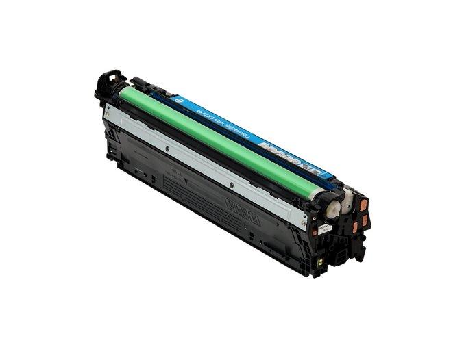 Toner HP CE741A cyan, kompatibil  CE741A