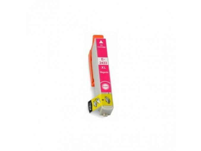 Epson T2433 24XL magenta kompatibil  T2433