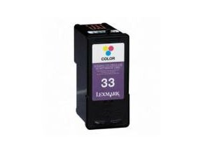 lexmark 18c0033 no 33 color