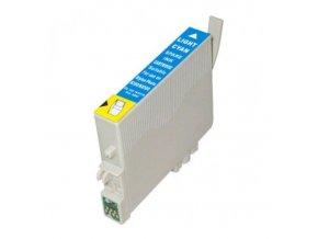 Epson T0802 cyan kompatibil  T0802