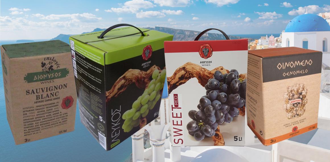 Vína Bax in Box