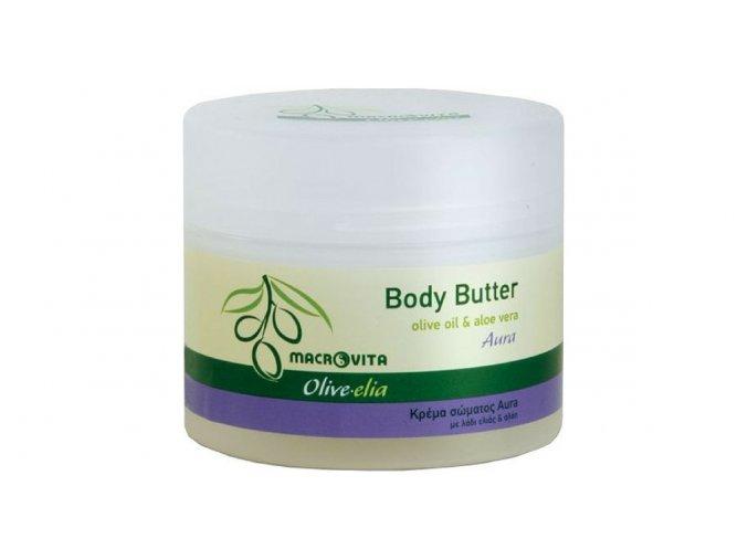 33074 Tělové máslo AURA 200 ml