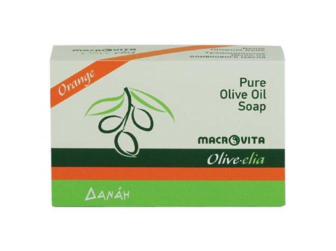 33025 Tradiční mýdlo z olivového oleje Pomerančové