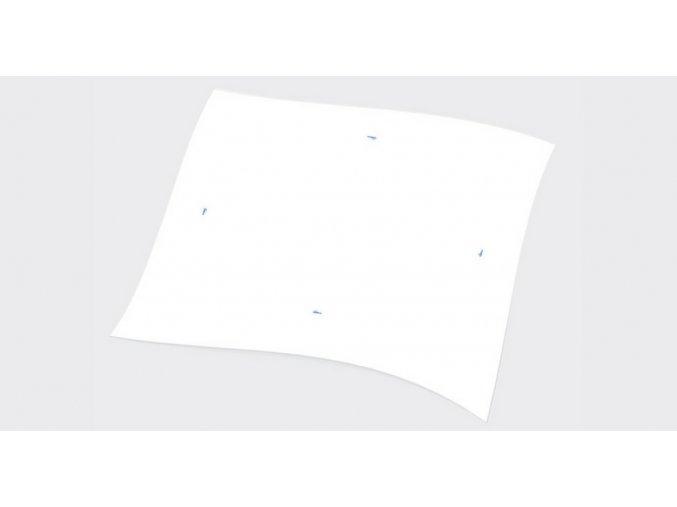 10 01 15 Ubrus 1 x 1,3 m bílý 1 ks