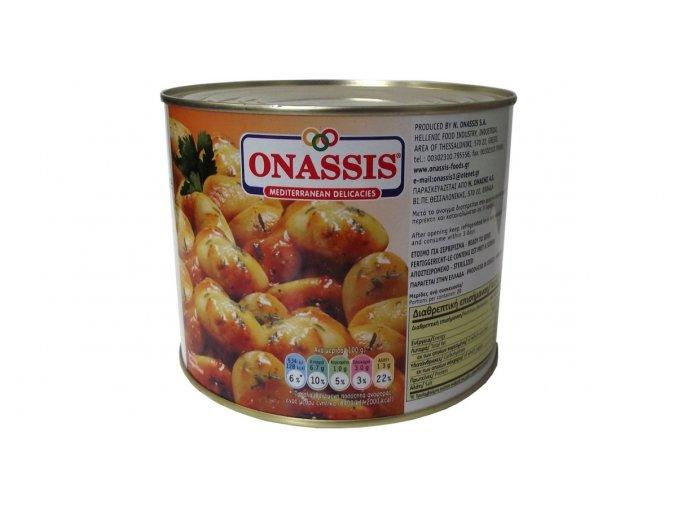 05 02 02 Velké bílé fazole v tomatě pečené 2 kg