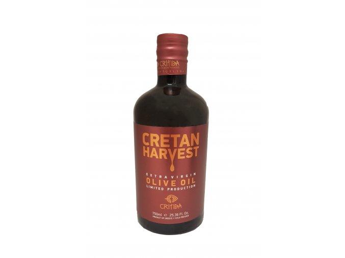 AKCE Cretan Harvest extra panenský olivový olej Critida Farmacia 750 ml - LIMITOVANÁ EDICE