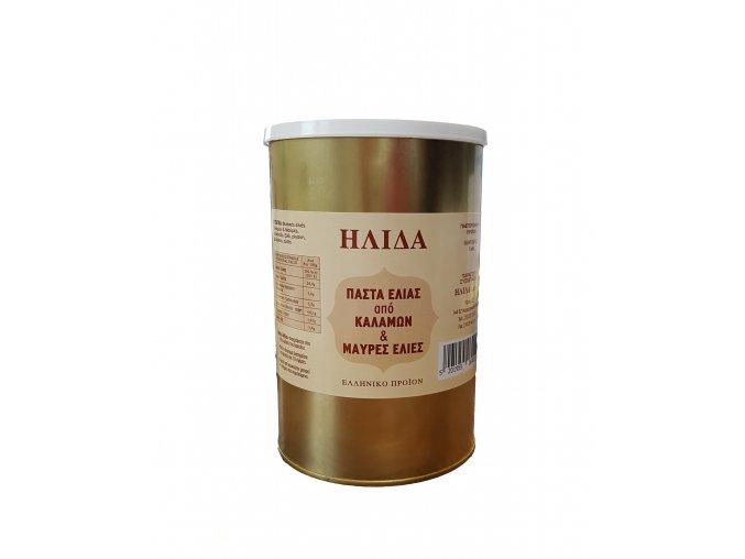 AKCE Pasta z černých oliv Kalamata a Amfissa 1 kg