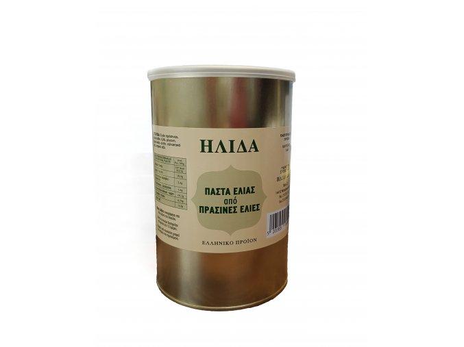 AKCE Pasta ze zelených oliv 1 kg