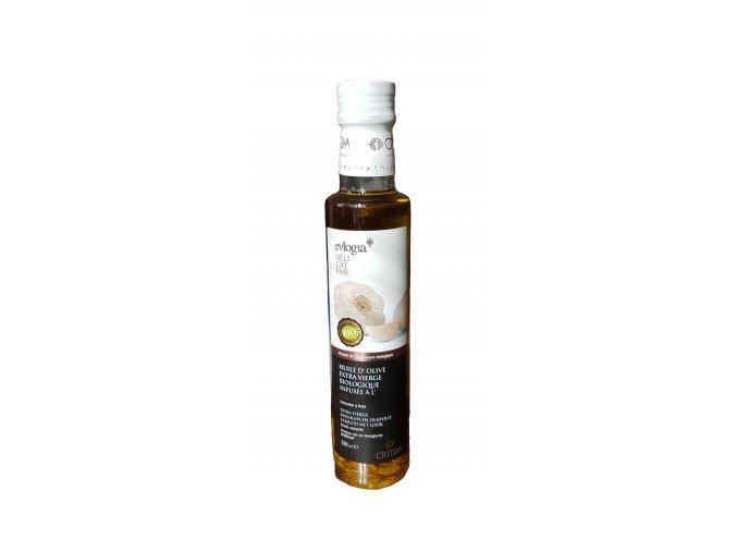 BIO Dressing s extra panenským olivovým olejem a česnekem 250 ml