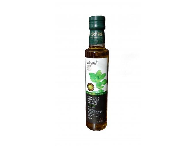 BIO Dressing s extra panenským olivovým olejem a oregánem 250 ml