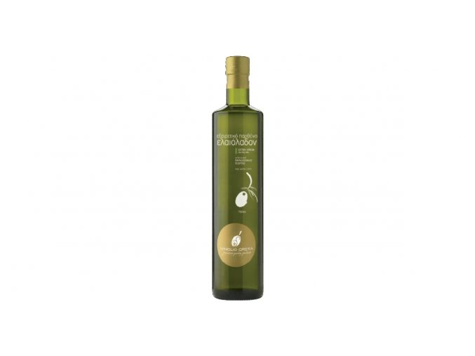 23 07 04 EXTRA VIRGIN OLIVE OIL VINOLIO CRETA 750 ml