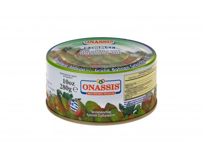 05 06 01 Fazolové lusky v tomatě pečené ONASSIS