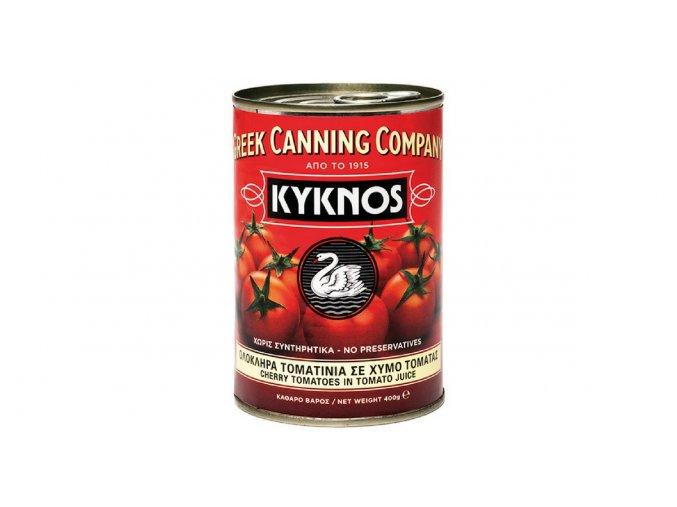 14 06 01 Cherry rajčátka v rajčatové šťávě 400 g