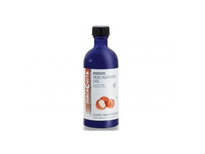 31185 Kosmetický olej makadamový oříšek 100 ml