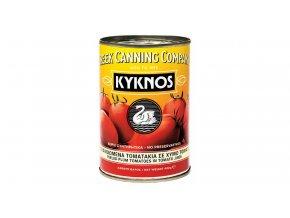 14 05 01 Celá loupaná rajčata v rajčatové šťávě 400 g