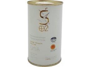 47 58 01 Extra pan. oliv. olej SITIA PDO 250 ml bílý plech