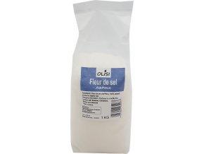 Mořská sůl Fleur de sel 1 Kg