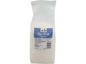 OUTLET - Mořská sůl Fleur de sel 1 Kg