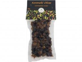 OUTLET Olivy Koroneiki s peckou 115 g
